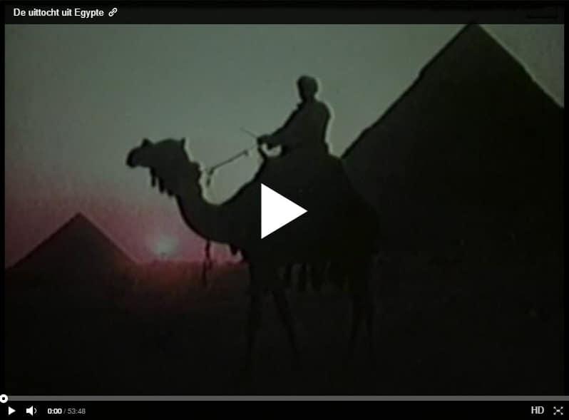 Uittocht uit Egypte